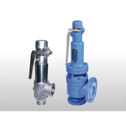 POP Type Safety Valve IBR Approved