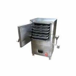 12 Kw Stainless Steel Electric Idli Steamer, For Hotel & Restaurant