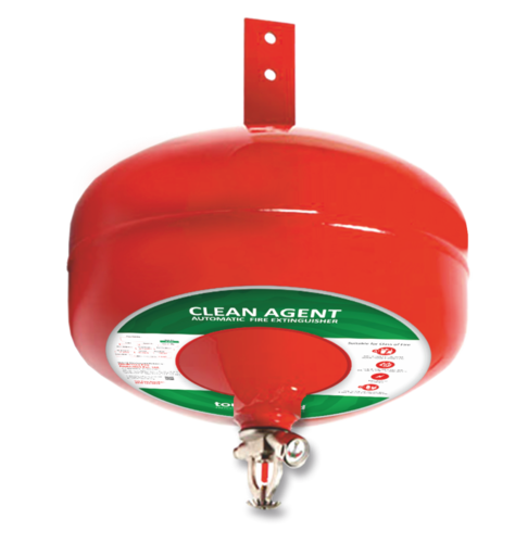 Oc Auto Exchange >> Clean Agen Fire Extinguisher - Ceiling Mounted Fire Extinguisher Manufacturer from Navi Mumbai