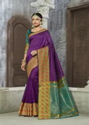 Siddharth Presents Arani Silk Vol 1 Authorized Saree