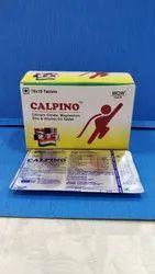 Zinc Citrate Tablets