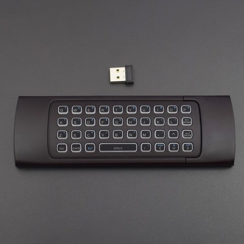 2 4Ghz Air Mouse Remote Control 7 Colors Backlighting Keyboard for PC  Samsung Smart TV etc  - RS719