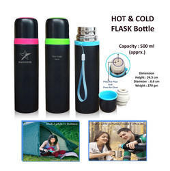 SS Hot & Cold Flask
