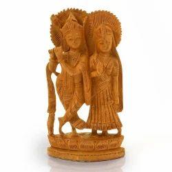 Ethnic Lord Radha Krishna Idol 148