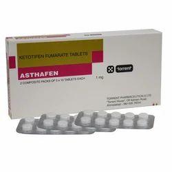 Asthafen (Ketotifen Fumarate) - 1mg