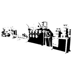Three Layer Blown Film Machine