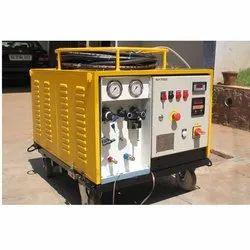 Dantal 350 Bar Aircraft Hydraulic Service Trolley