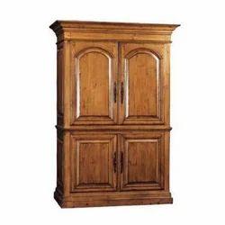 Wooden Furniture Design Almirah wooden almirah in jodhpur, rajasthan | wooden almari , lakdi ki