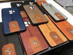 Leder Mobiles Cover