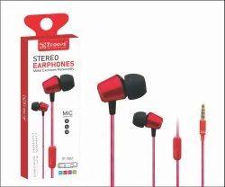 Troops Tp-7047 Stereo Earphone