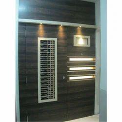 Exterior Safety Door