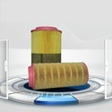 OEM Quality Screw Compressor Air Filters