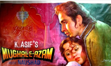 Hand Painted Movie Posters Hand Painted Bollywood Movie Posters