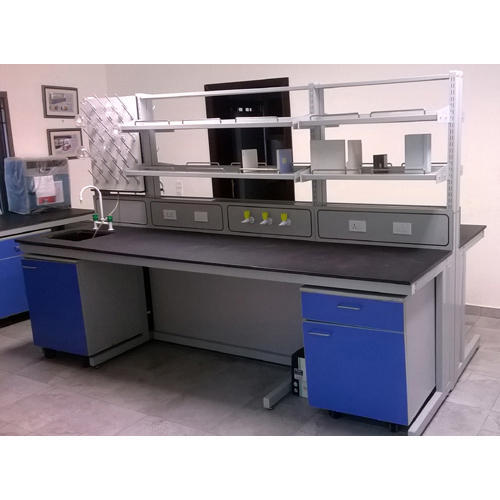 C Frame Lab Bench Or Laboratory Furniture At Rs 45000