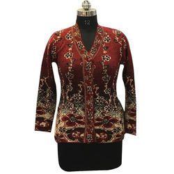Full Sleeve Ladies Cardigan
