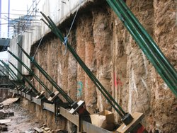 Prestressed  Rock Anchor Services