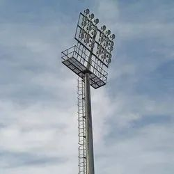 GI Stadium Mast Pole Light