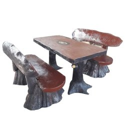FRP Wooden Pattern Table