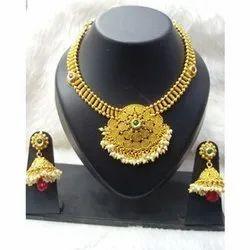 Wedding Necklace Set of 2