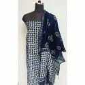 Indico Chanderi Silk Suits