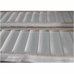 Ultrasonically Welded Cleated Sidewall Belt