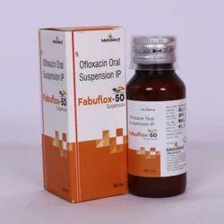 Ofloxacin 50 mg