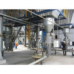 Pneumatic Powder Transferring System