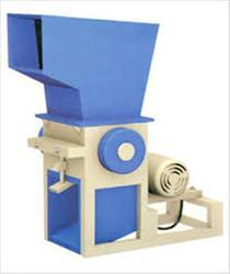 Plastic Scrap Crusher Machine