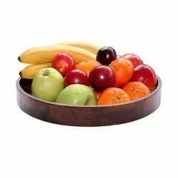 Decorative Wooden Serving Food Tray Tableware