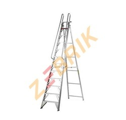 Aluminum Folding Factory Ladder