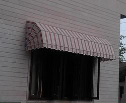 Printed Window Awnings