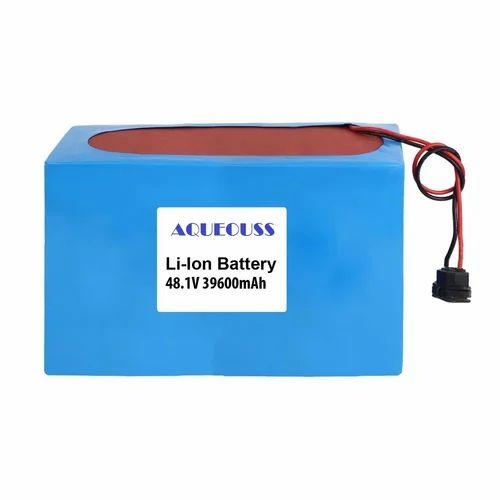 39600mAh 48.1V Li Ion Battery