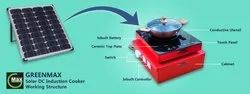 Solar Cooker Inbuilt Battery