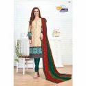 Cotton Party Wear Amrita Ladies Designer Churidar Suit