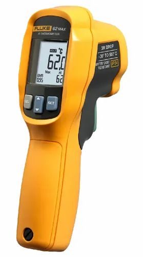 Fluke 62 MAX Mini Infrared Thermometer, -30°C to 500°C