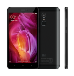 Black Redmi Note 4 Smartphone