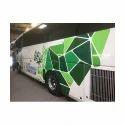 Bus Styling Branding Graphics