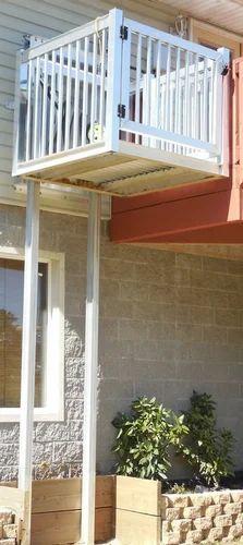 Vergo Handrail Home Lift Manufacturer