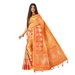 1846 Jacquard Silk Saree