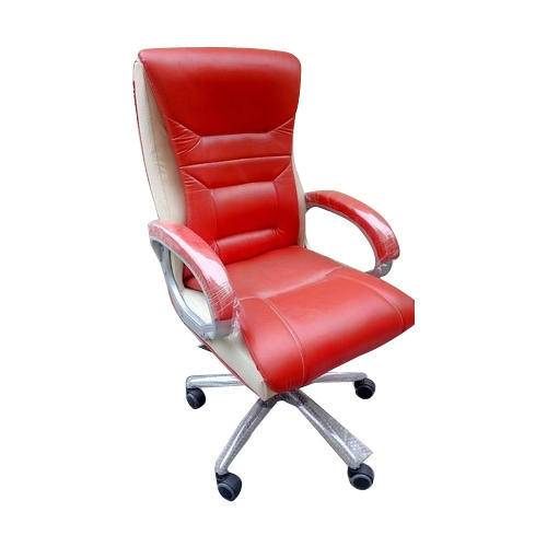 Red Boss Chair
