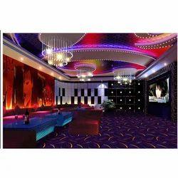 PVC Violet Carpet