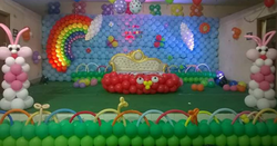 Birthday Parties Decoration Services