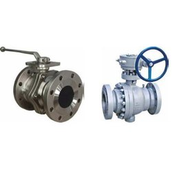 Ss High Pressure Ball Valve, For Water, Size: 2 Through 12