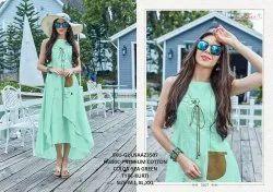Rachna Premium Cotton Pattern Cut Work Gulnaz Catalog Kurti For Women 7