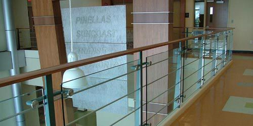 Ss Home Glass Steel Railings Installation Designs