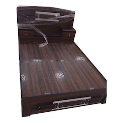 Wooden Bed for Home, Length: Up to 6 feet