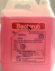 Bactorub 5 liter Hand Sanitizer