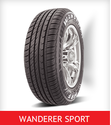 Wanderer Support Tyre