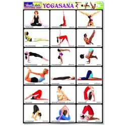 Yogasana Chart