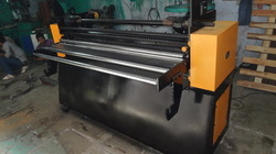 Krishna Engineers Pleating Machine